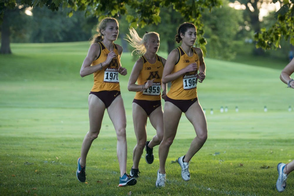 Gophers cross country finishes 28th at NCAA Championship