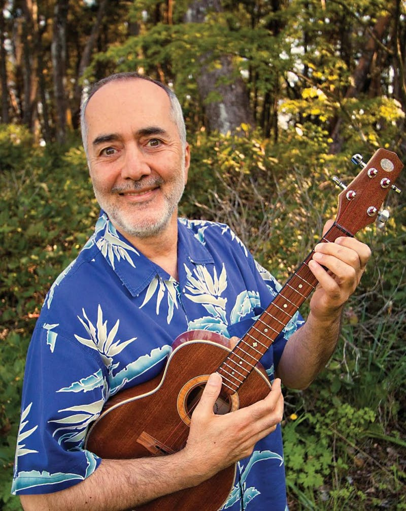 Iconic Canadian children's singer Raffi will be performing at the Pantages Theatre on Saturday, November 14th.