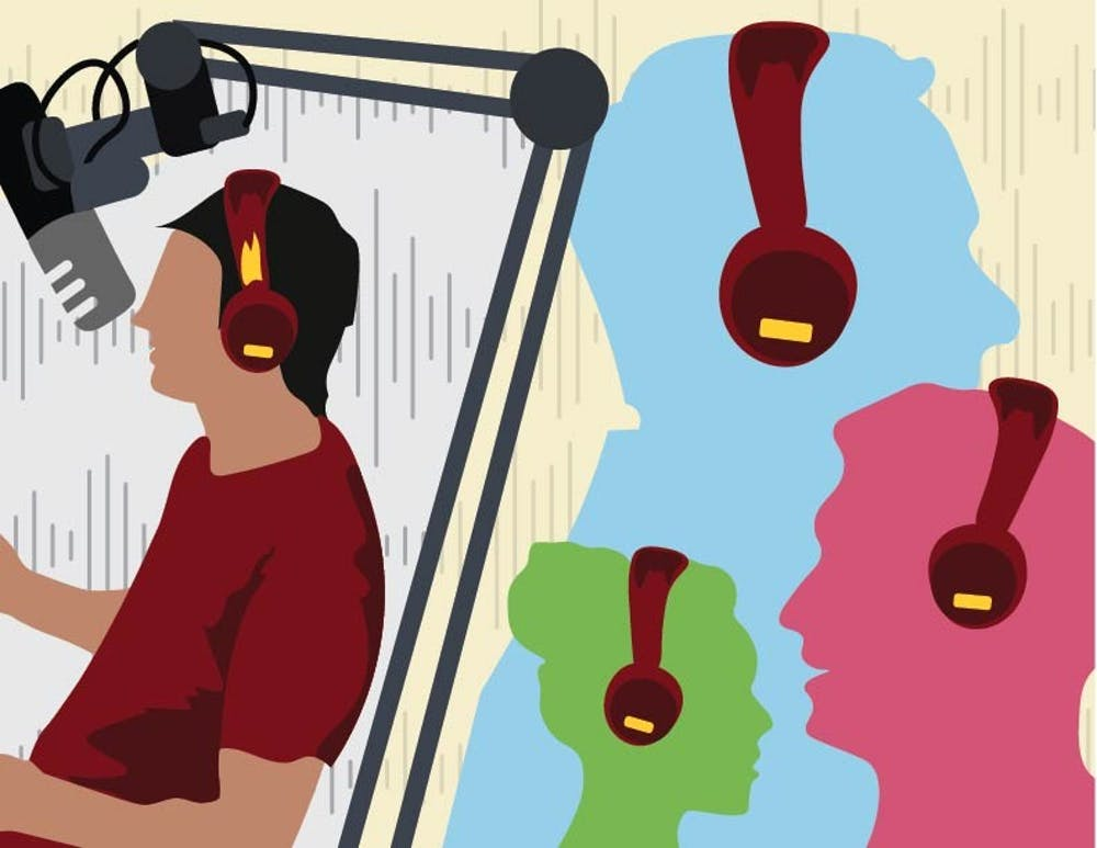 Hear to stay: UMN faculty take to podcasting