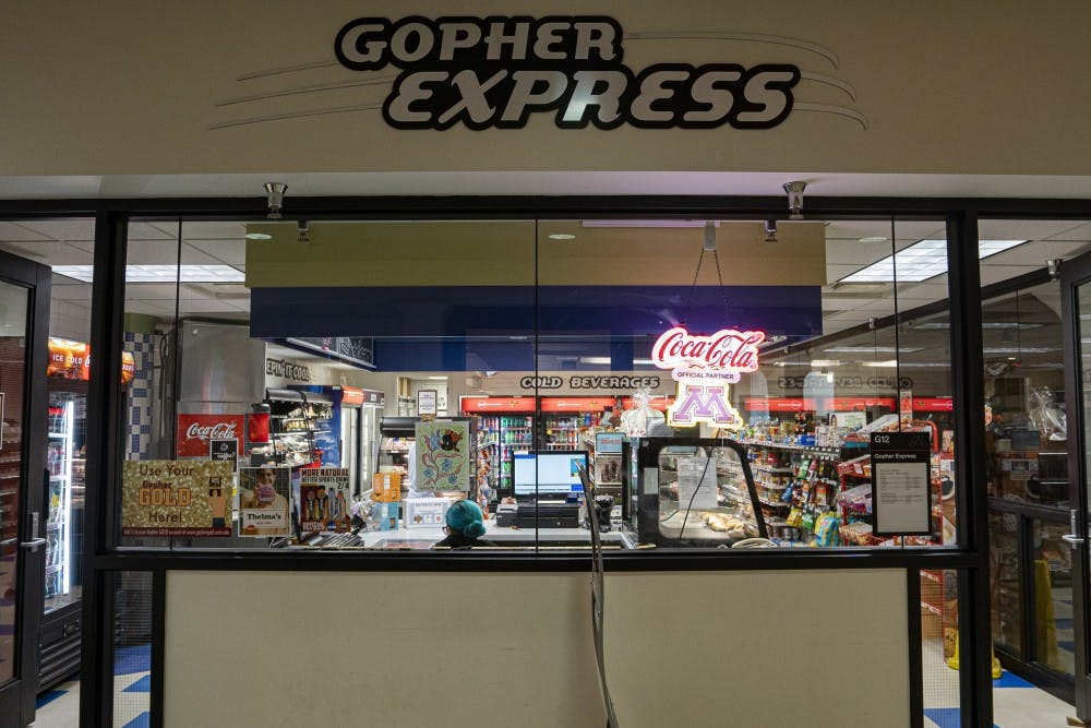Gopher Express to feature more international snacks