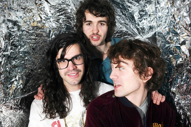 Local group Night Moves will be playing First Avenue's Best New Bands of 2011 Wednesday, Jan. 25. Other Minneapolis talent joining them are Gramma's Boyfriend, Fire in the Northern Firs, Dream Crusher, Mally, Bloodnstuff, and Sexcat.