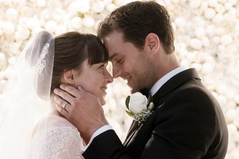 Review: 'Fifty Shades Freed' just sucks. It really does.