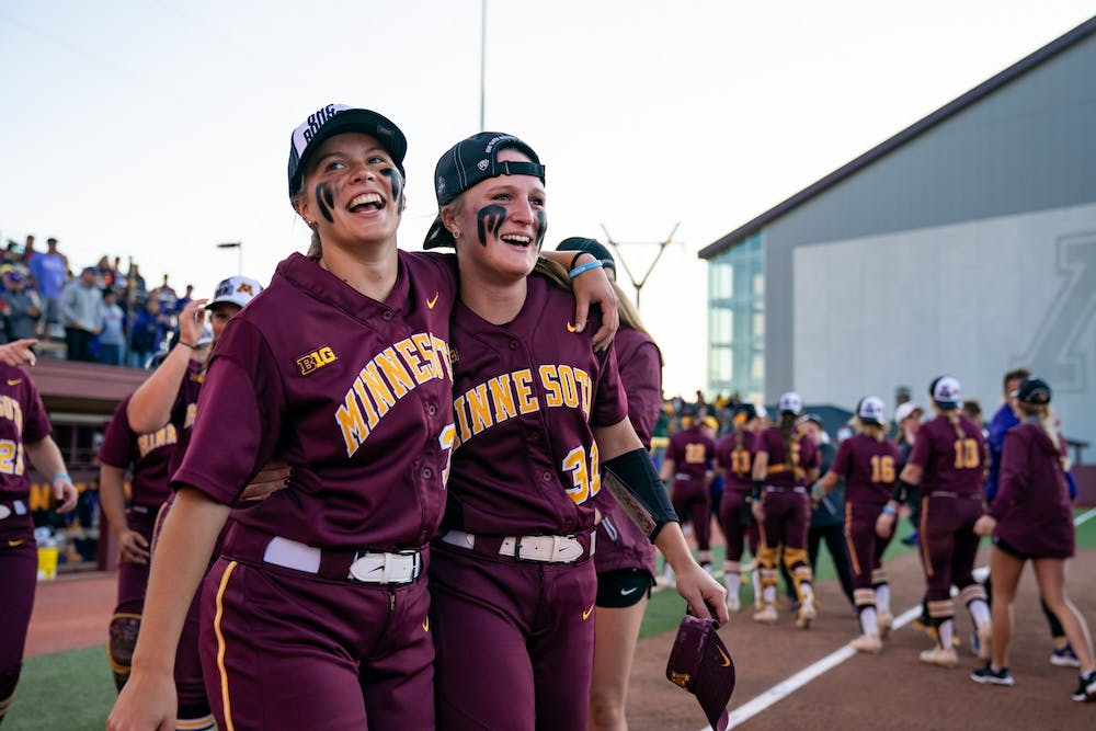 Who's on first? — Hansen fills void for Gophers softball