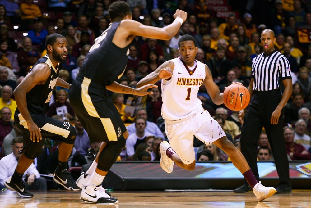 No. 5 Purdue routs Minnesota at home
