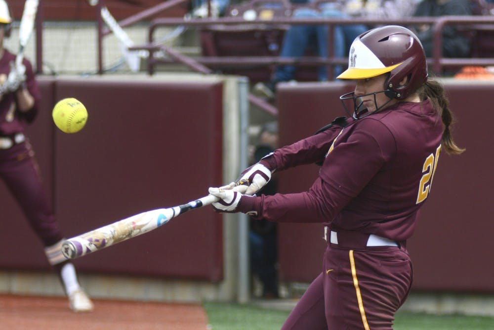 Minnesota softball is in position to clinch its first Big Ten title since 1991
