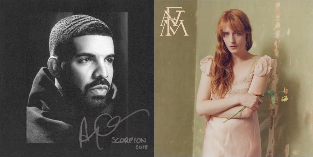 This week in music: New albums from Drake and Florence + the Machine