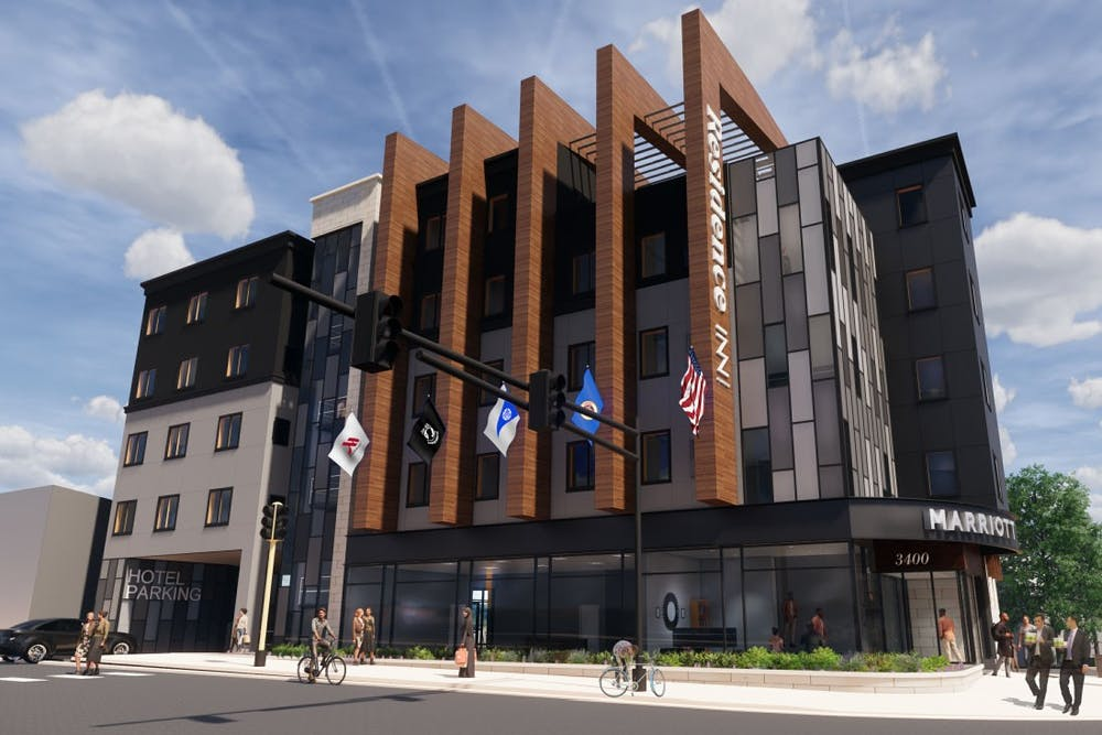 New hotel proposed for Prospect Park