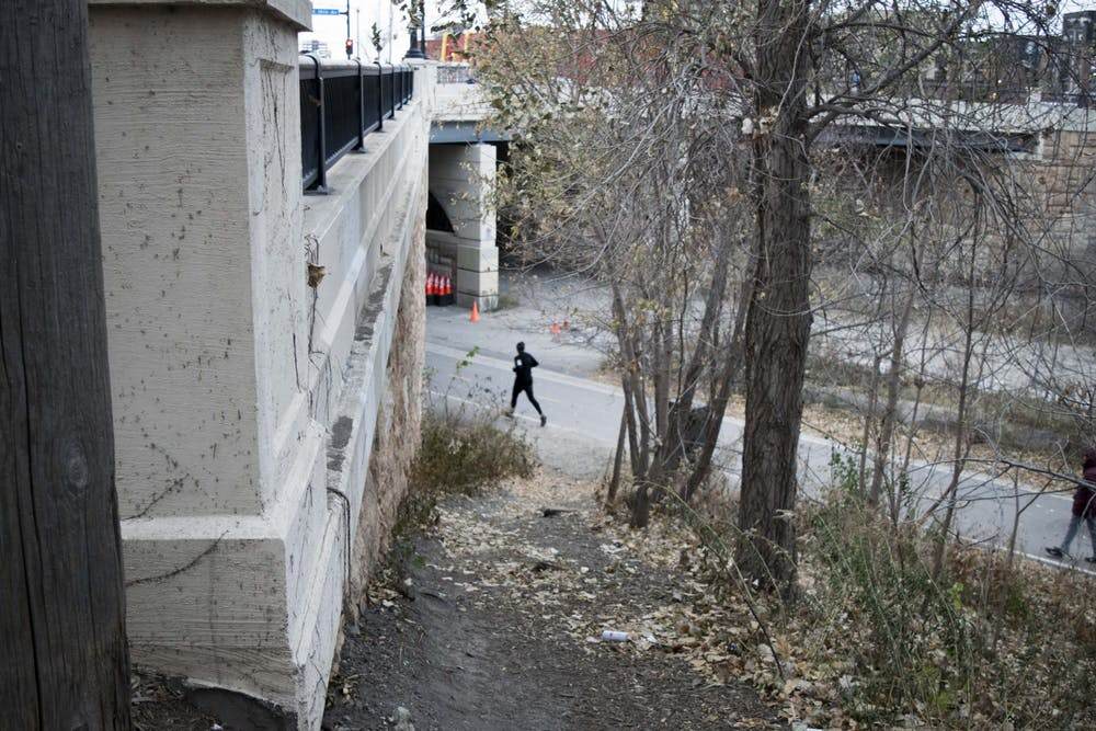 Proposed stairwell could connect heart of Dinkytown to greenway