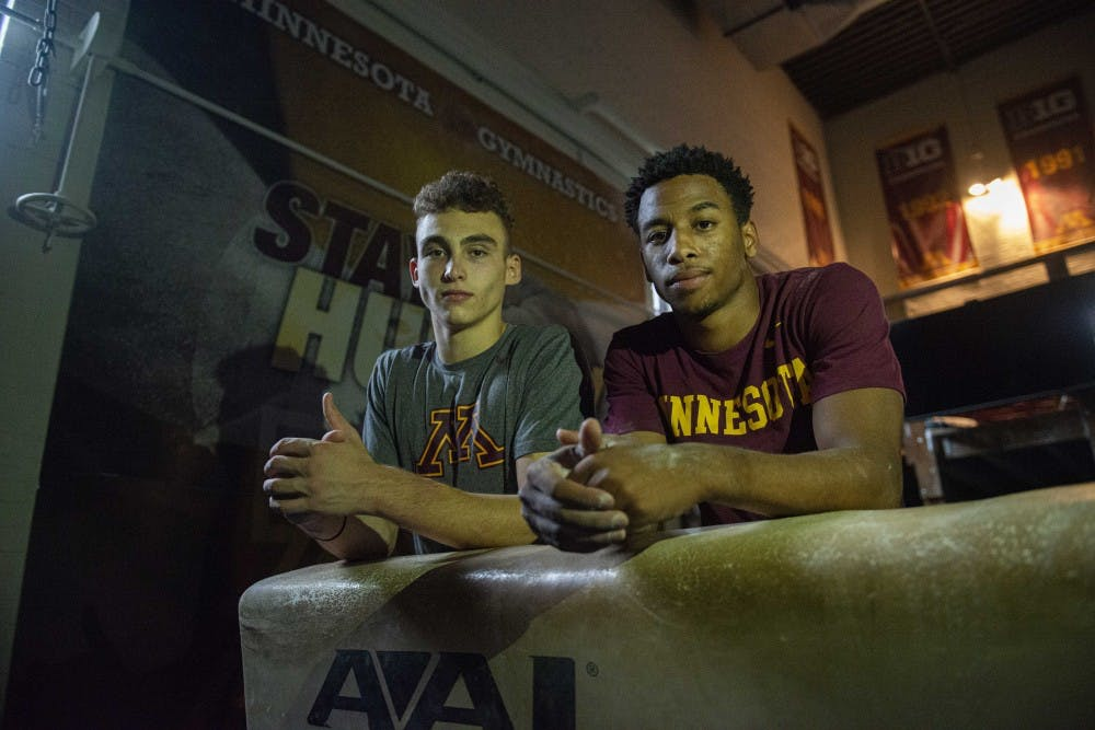 Freshmen playing key role in Gophers' success