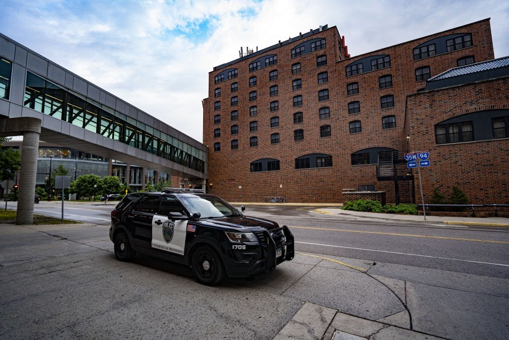 UMN campus, Minneapolis police take different approaches to staffing challenges