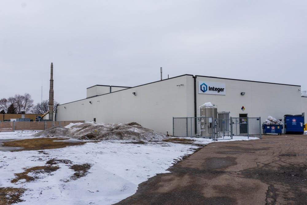 Como facility confronts toxic chemical emissions