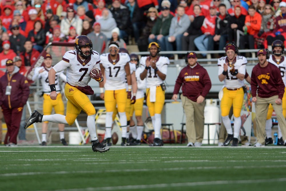 Minnesota and Washington State to face in Holiday Bowl