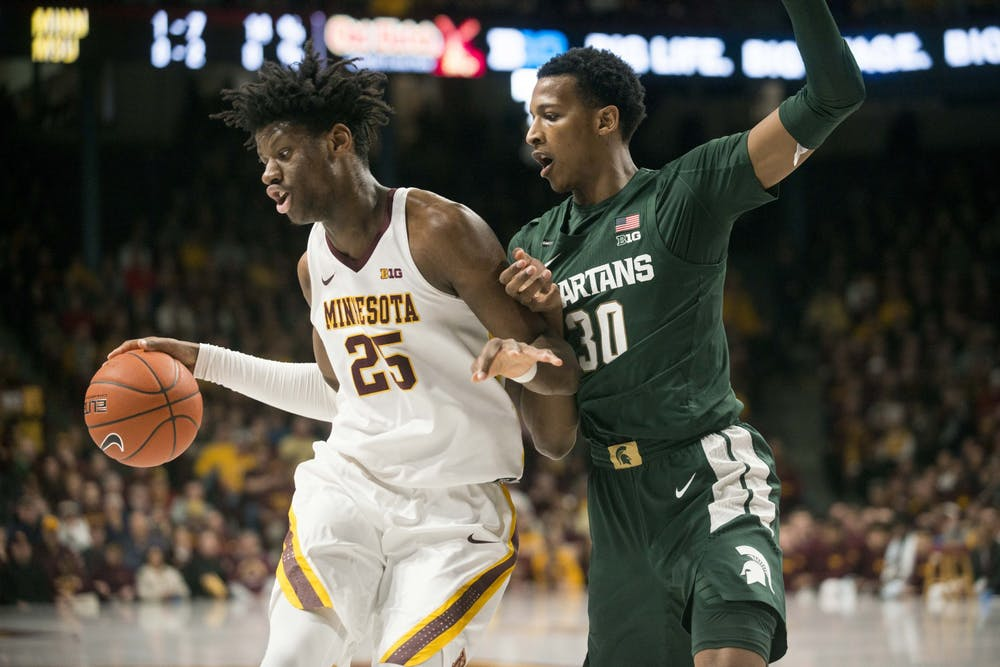 Road games will determine Gophers' NCAA Tournament fate