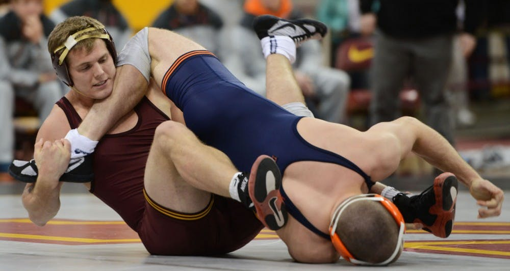 Logan Storley: From the mat to the cage