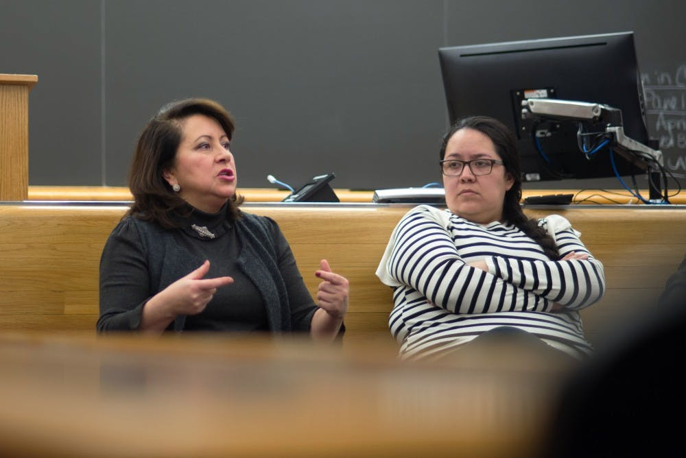 UMN Law School event advocates for sanctuary state policy