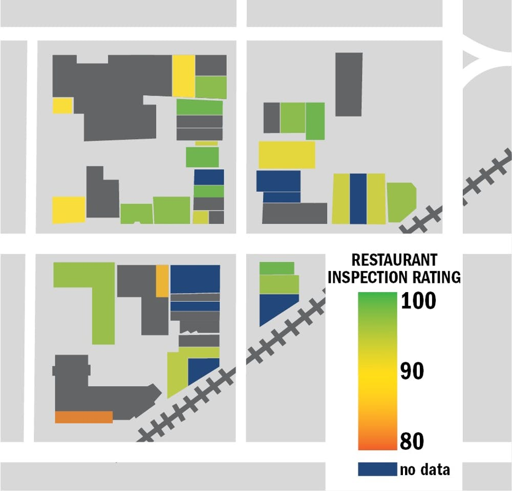 Dinkytown restaurants are good to go, according to new city inspections tool