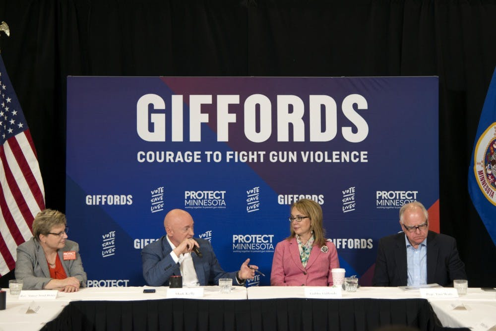 Political Candidates Activists Discuss Gun Control The Minnesota