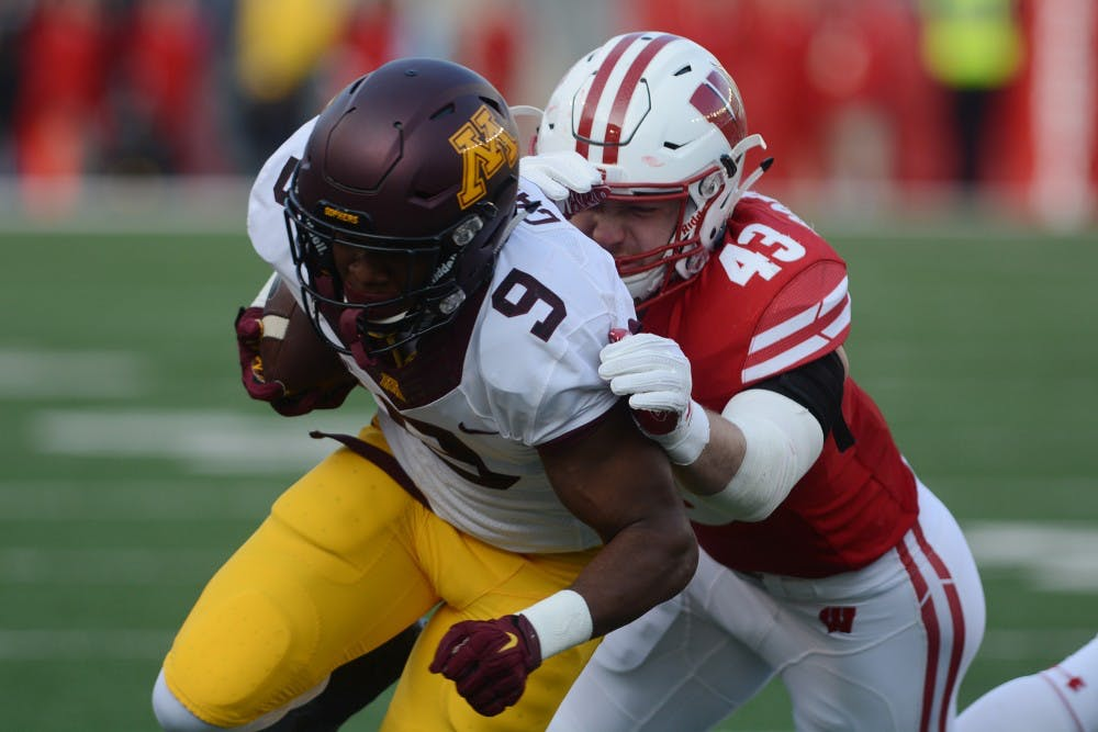 Daily Breakdown: Gophers have uphill battle in Holiday Bowl against Washington State
