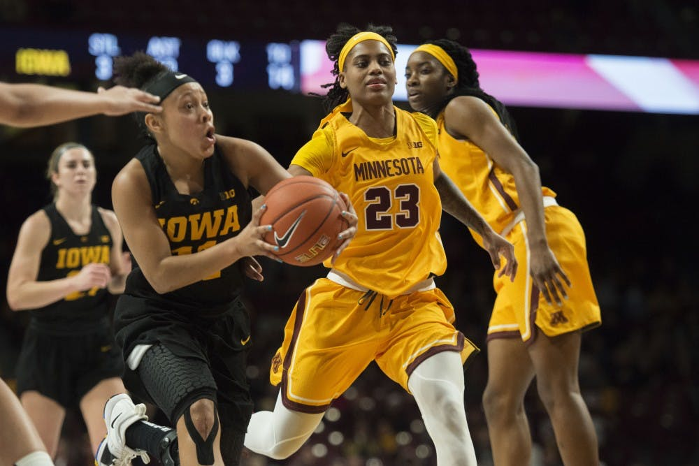 Gopher women's basketball team comes out of winter break stretch with 13-5 record