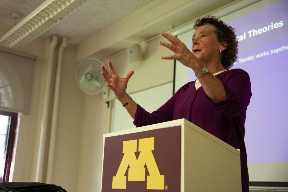 Mary Jo Kane announces retirement, following decades of research on girls and women in sports