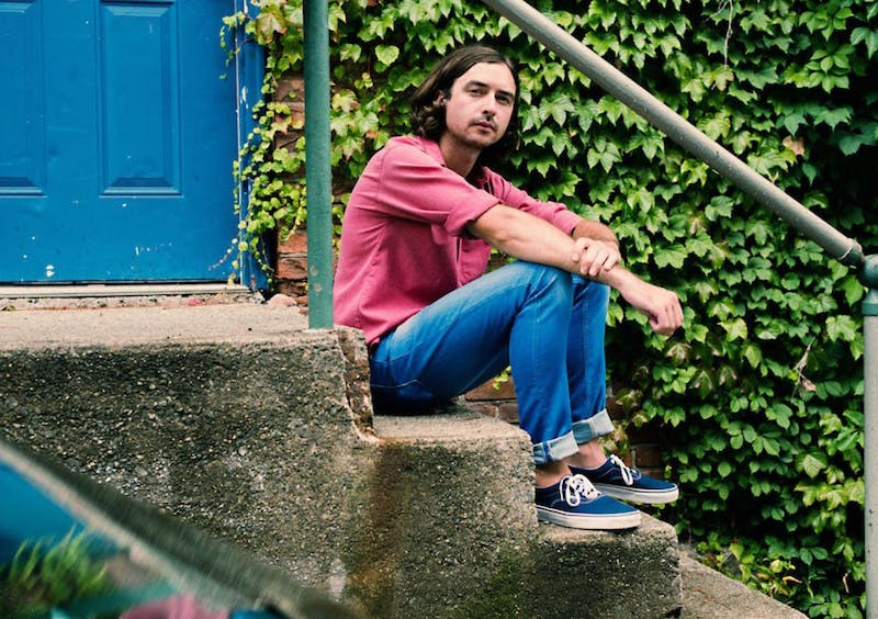 Real Estate frontman Martin Courtney released his solo debut album 'Many Moons,' last Friday, a project two years in the making.