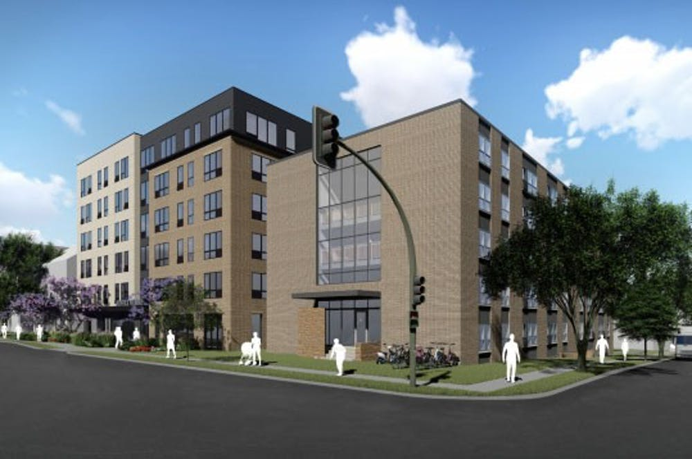 Apartment plans could bring more single living to Marcy-Holmes