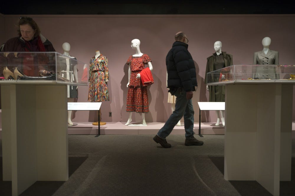 Fashion-centered exhibit opens on St  Paul campus | The
