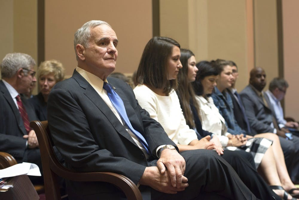 Dayton's bonding proposal optimistic for UMN, but history remains less certain