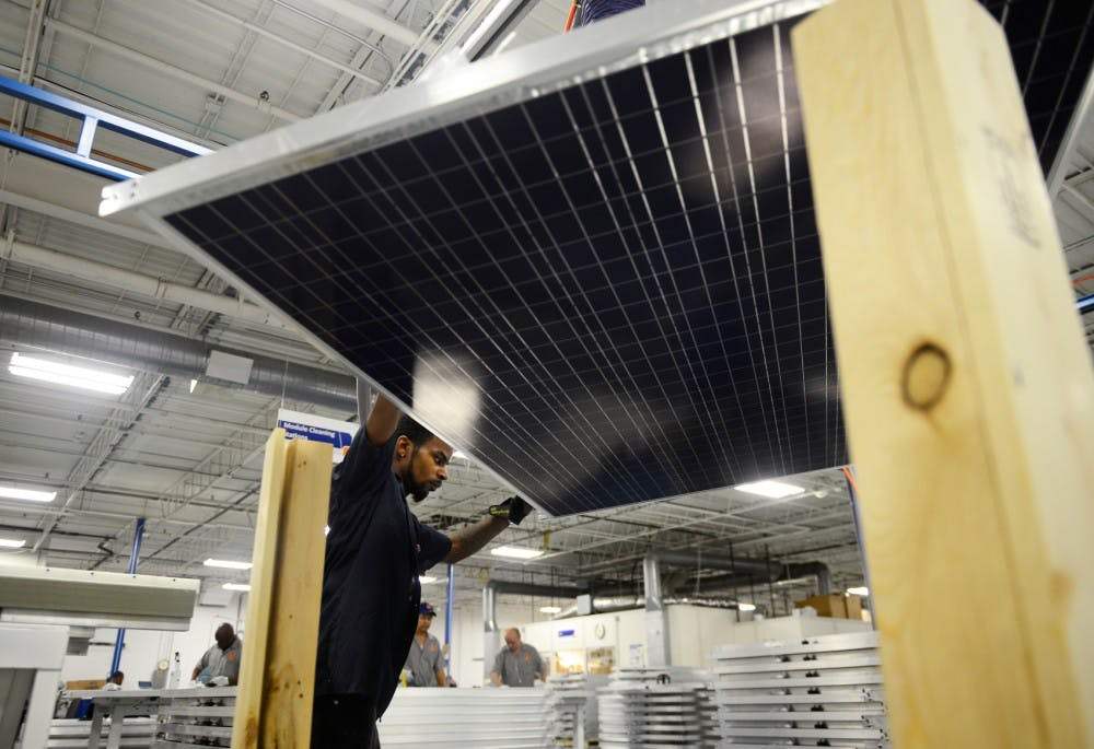 Bill in Legislature could extinguish state's solar incentive program