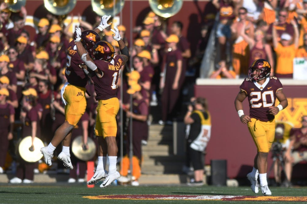 Gophers prevail in double overtime thriller against Fresno State