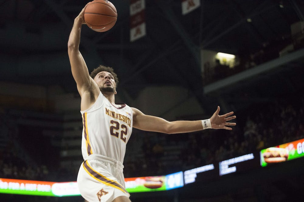 Gophers lean on Kalscheur's hot shooting in 86-66 victory over Oklahoma State