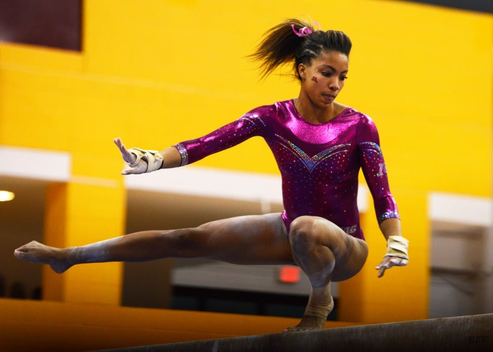 Letter: An act of kindness by the Gophers gymnastics team