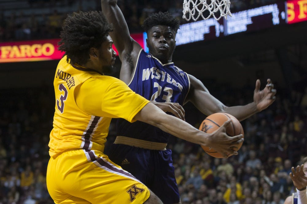 Gophers close out game on a 5-on-3 versus Alabama