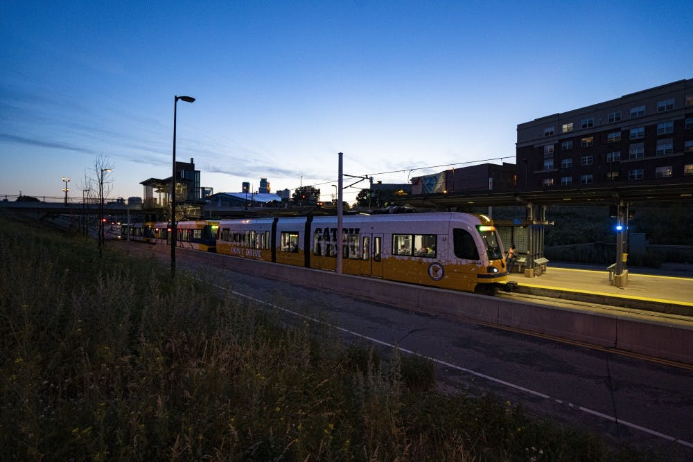 Perceived light rail crime rates in UMN area don't reflect reality, officials say