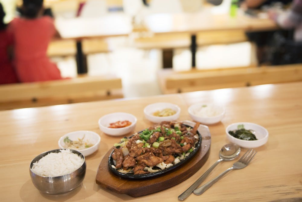 Review: KBOP Korean bistro