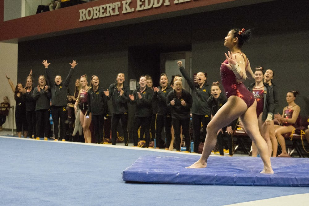 Gophers place second in Big Fives behind Michigan