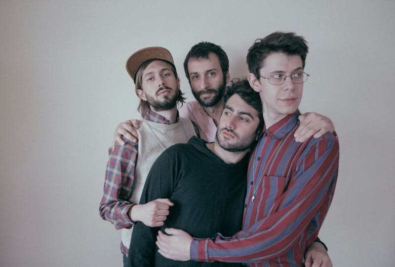 Dreamy psychedelic pop band Carroll.
