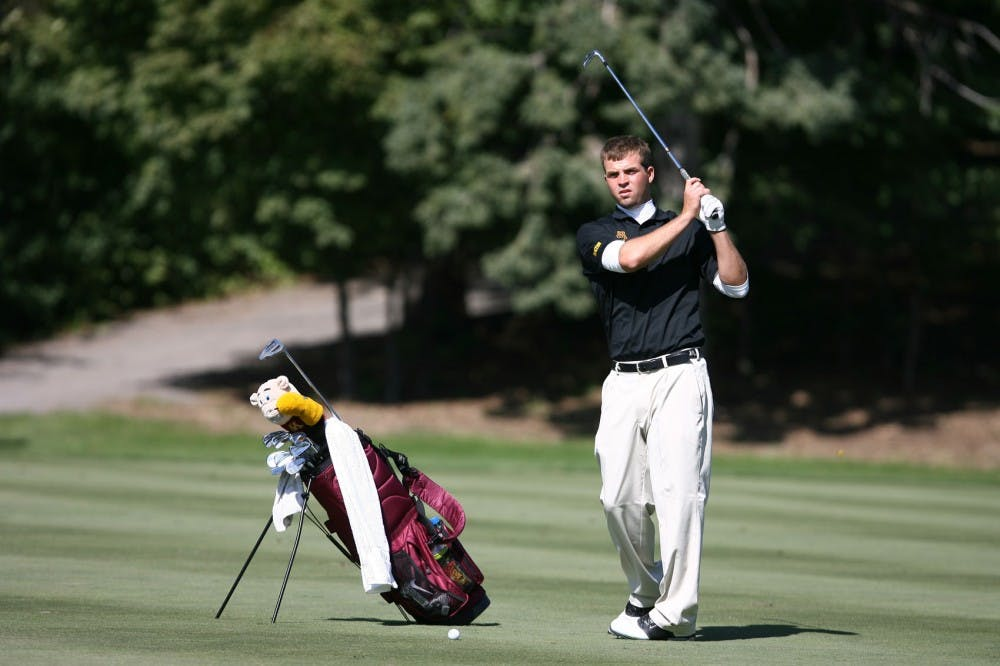 Former Gophers compete in the US Open