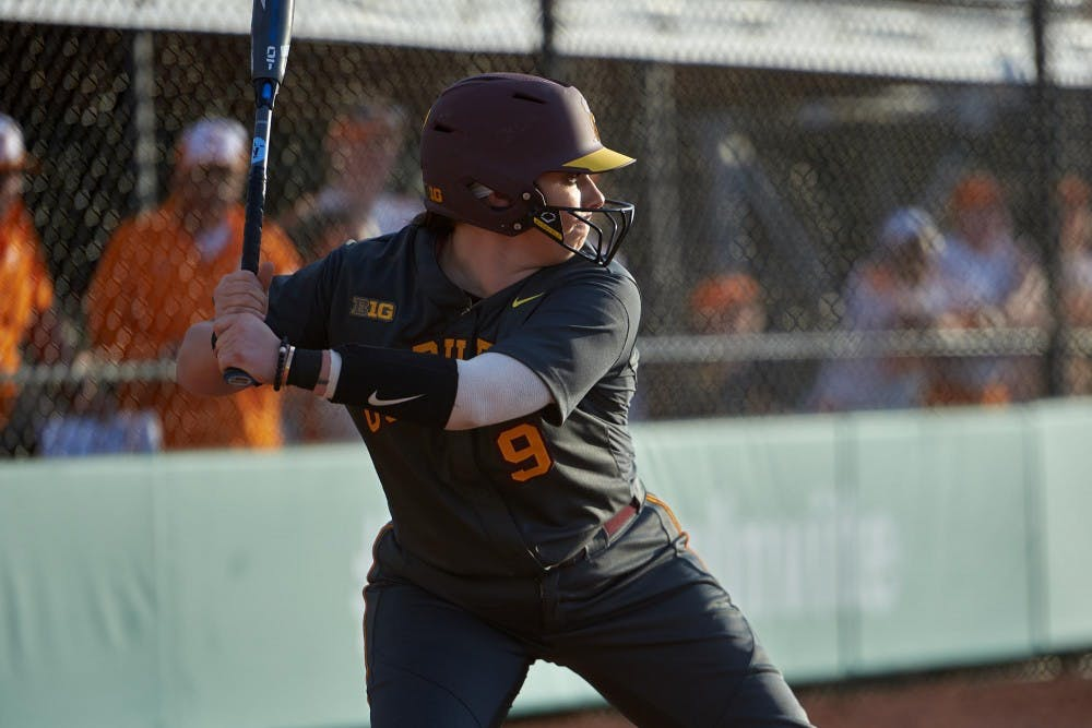 Hope Brandner hasn't missed a stride in first season with Minnesota