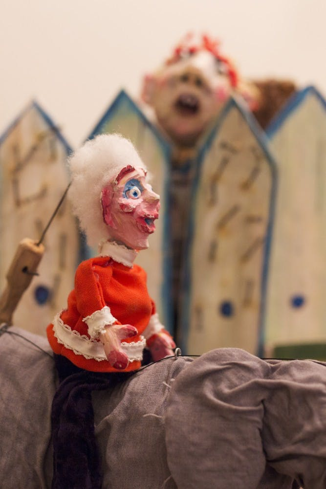 Minneapolis puppeteer talks shop