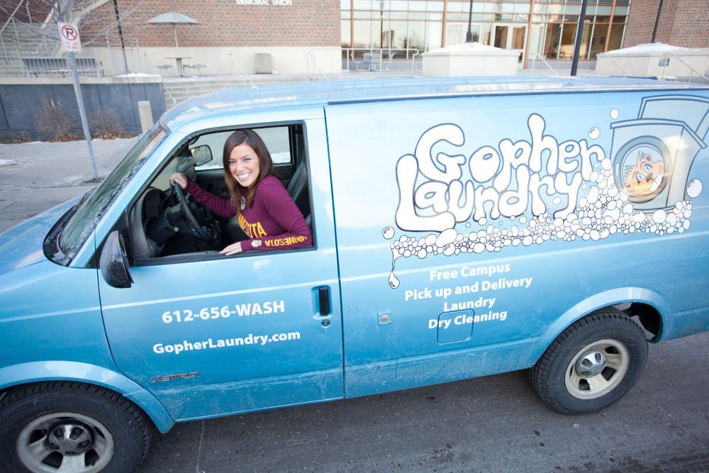 Two new businesses want U students' dirty laundry