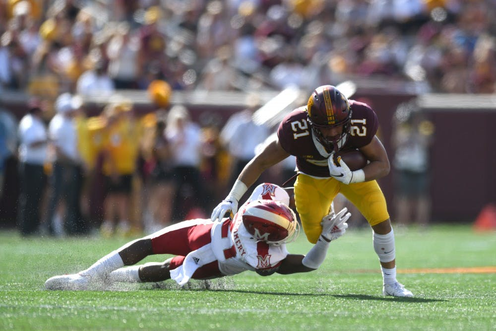 Headed into conference play, freshmen can change the Gophers' Big Ten fate