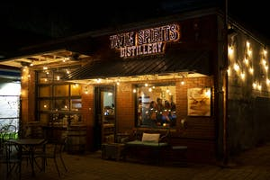 """Twin Spirits Distillery, the host of the """"Making Strange Microshow,"""" as seen on Friday, Nov. 8."""