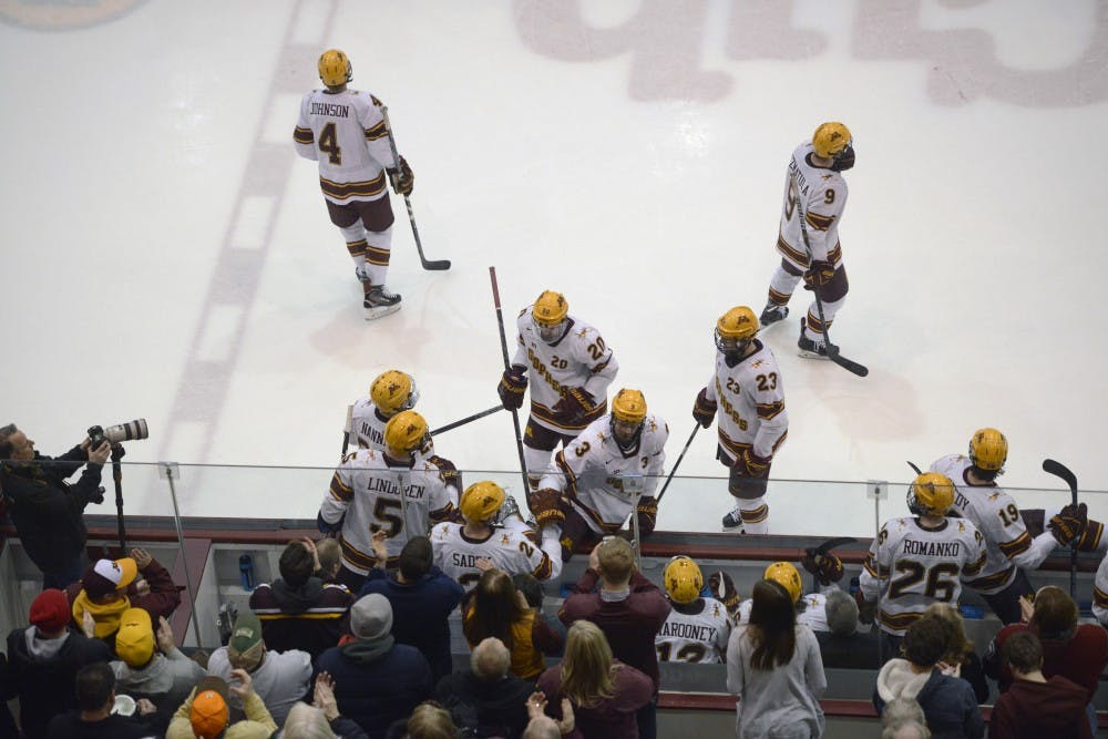 Gophers and Nittany Lions set for quick rematch in Big Ten tournament