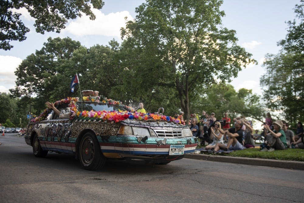 'Every day is a parade in an ArtCar': Local artists drive the 25th ArtCar and ArtBike Parade