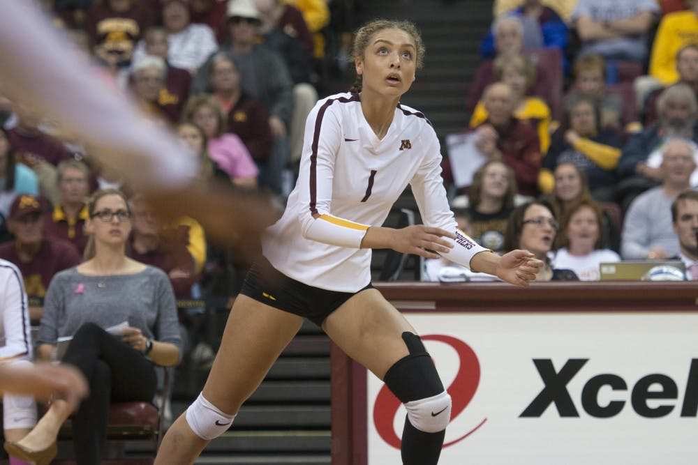 Gophers rely on deep freshman class