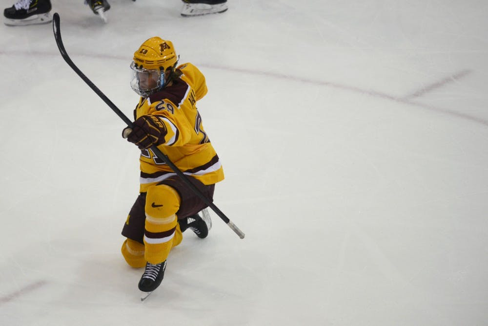 Gophers' Nanne Signs AHL Contract