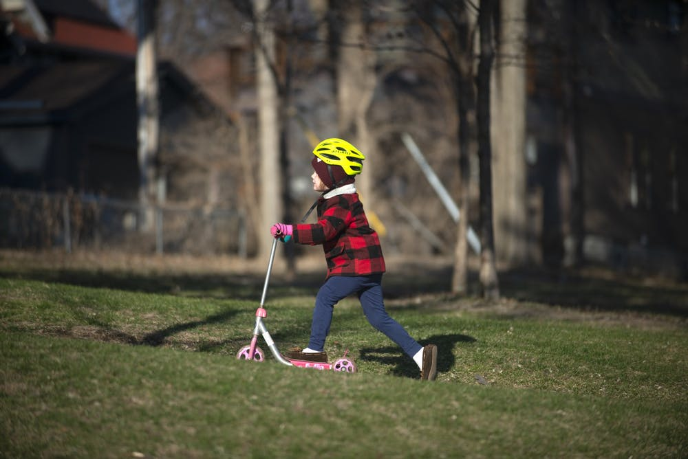 Twin Cities parks: no amenities, no problem