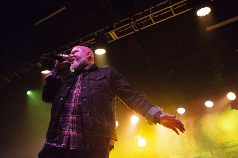 Brother Ali performs at First Avenue on Thursday, Nov. 8 in Minneapolis.