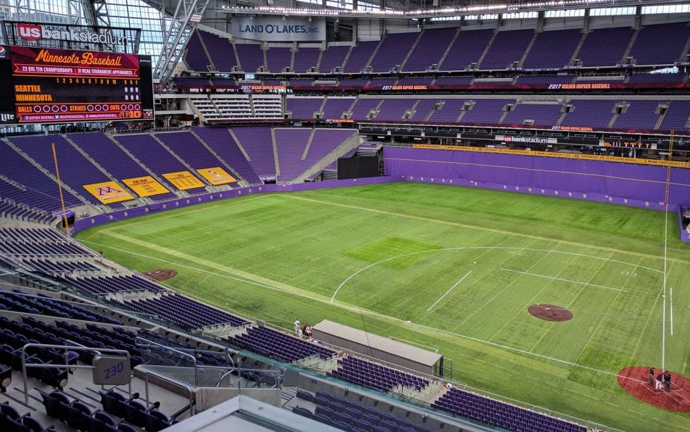 U.S. Bank Stadium gets mixed reviews for Minnesota baseball
